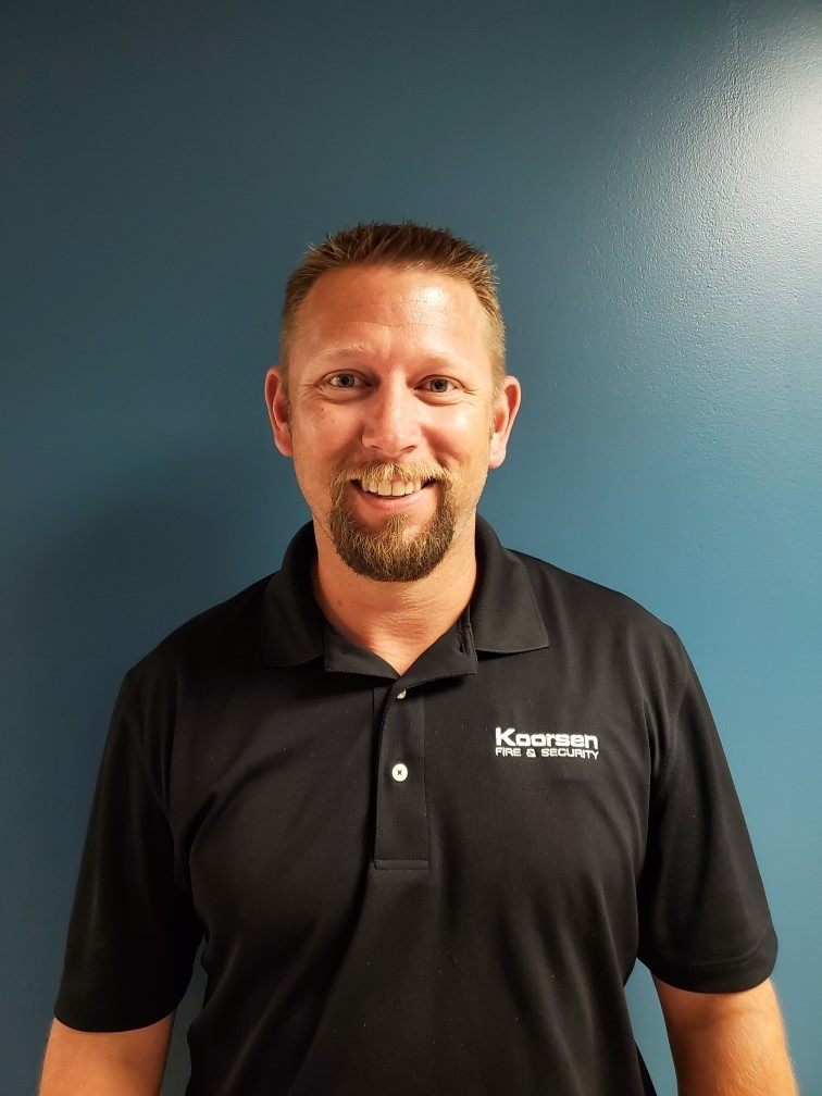 A Day in the Life of Brian Cooper: Koorsen Pre-Engineered Systems Design/Sales Person