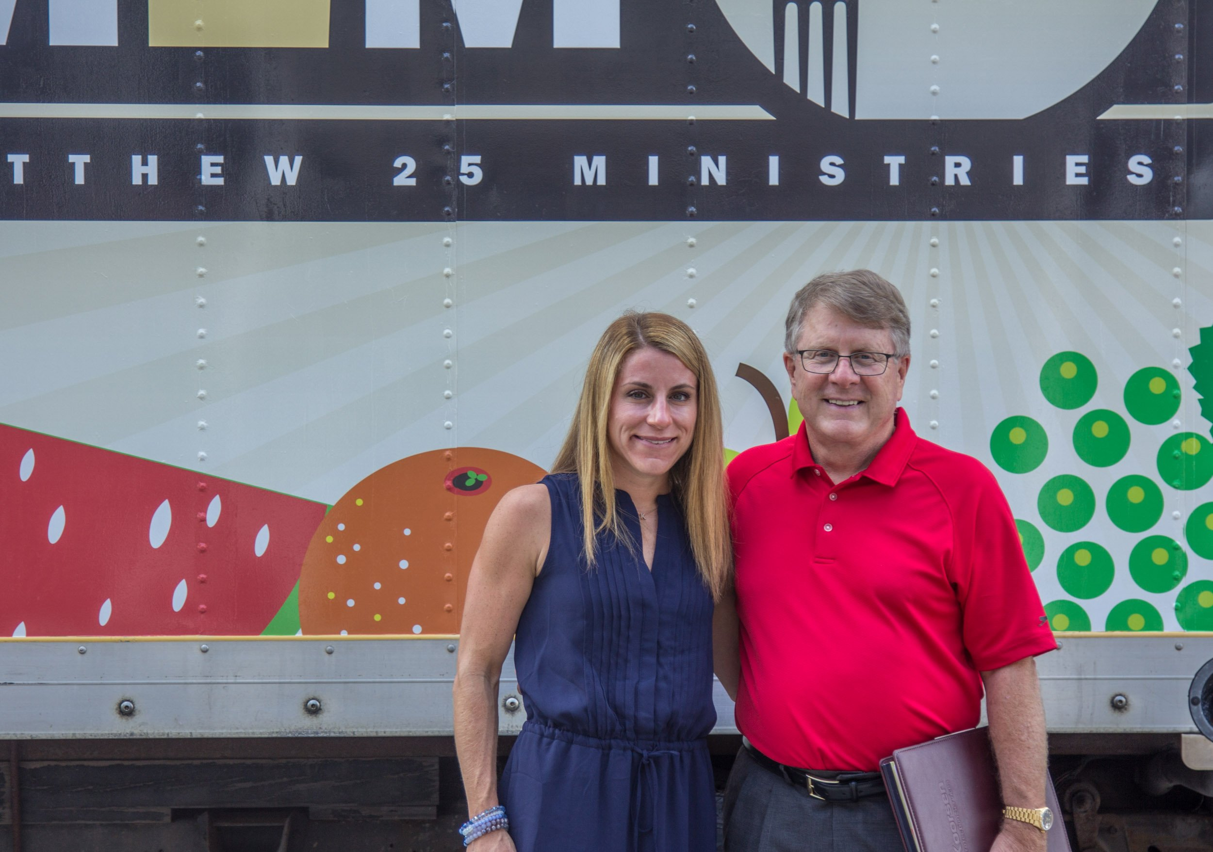 Koorsen Family Foundation Joins WISH Patrol in Supporting M2M Ministry - Kelly and Randy