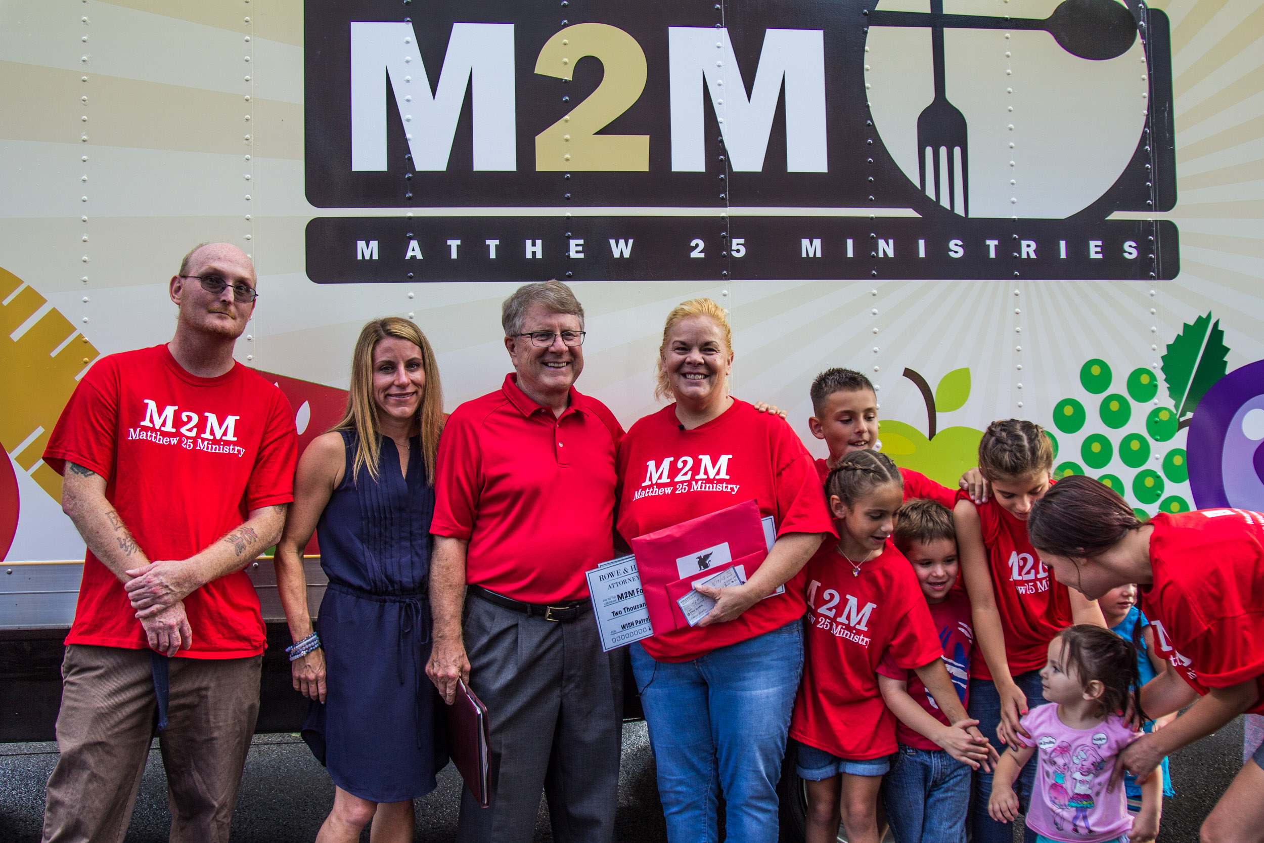 Koorsen Family Foundation Joins WISH Patrol in Supporting M2M Ministry