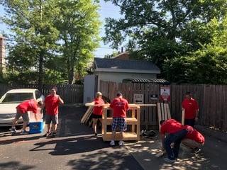 Koorsen Ronald McDonald House Volunteer Day