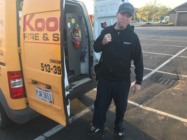 A Day in the Life of Paul Fay: Koorsen Security Installer & Service Technician