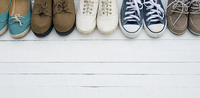 Koorsen Cares Kicks Off 2018 by Collecting Gently Used Shoes to Help Soles4Souls Fight Global Poverty