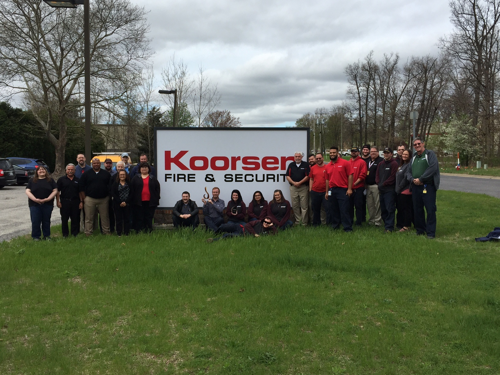 Koorsen Fire & Security Gives Back to the South Bend Community