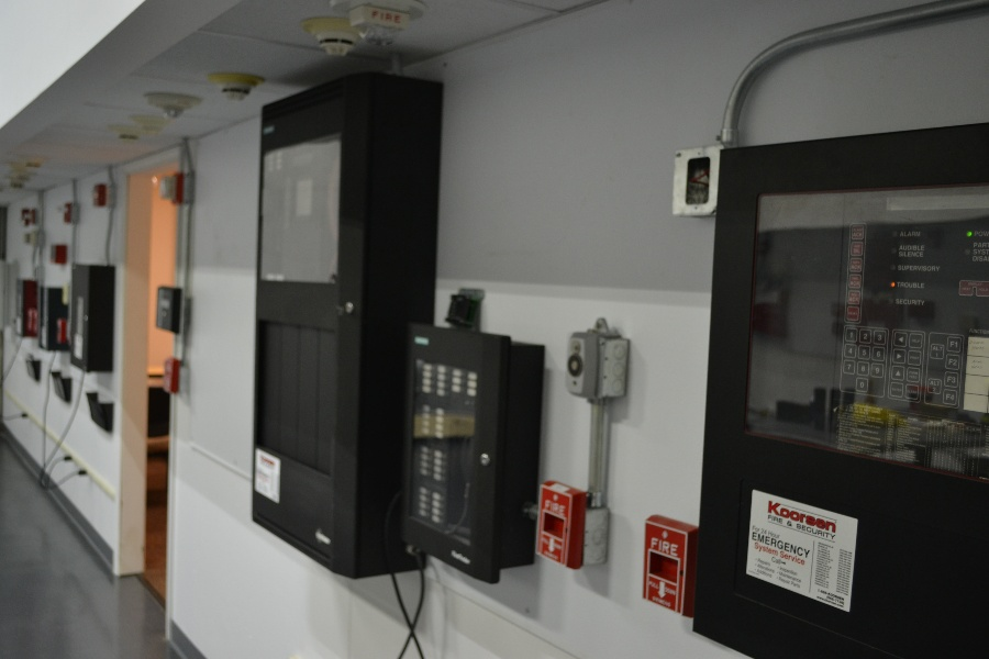 TIME TO UPGRADE YOUR FIRE ALARM SYSTEM?