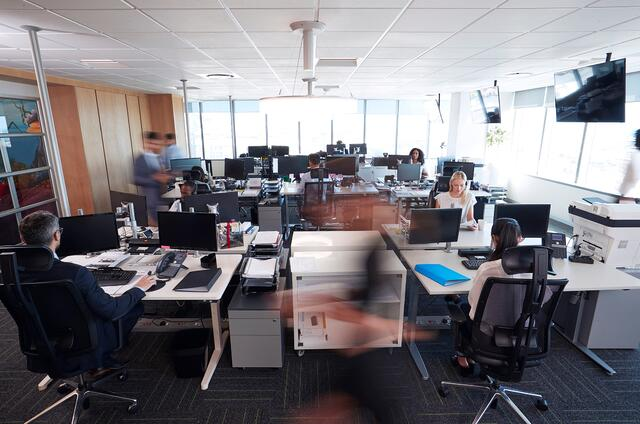 5 Biggest Fire Risks in the Workplace