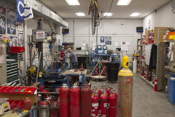 Fire Extinguisher Refill Shop