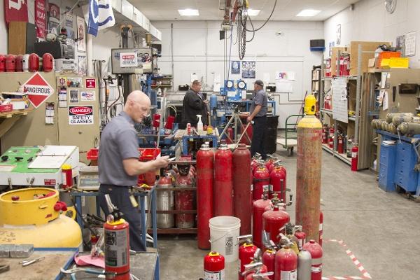 Fire Extinguisher Shop Bob Havlin