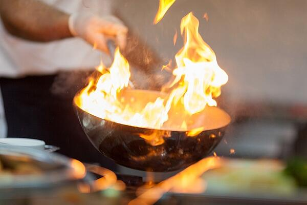 Top 5 Things to Know About a Grease Fire