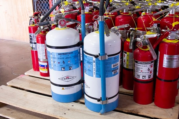 Top 4 Things to Know About Water Mist Extinguishers