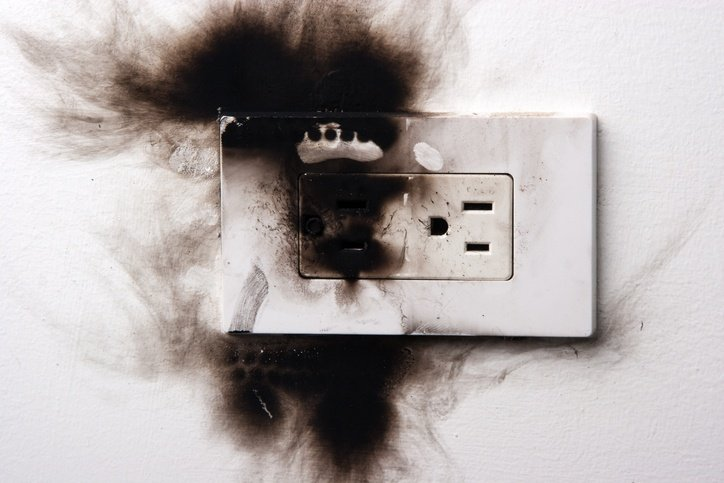 Top 5 Things to Know About an Electrical Fire