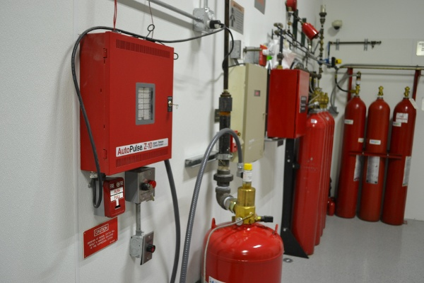 Fire Suppression System Hands On