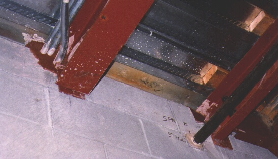 Examples of Firestops