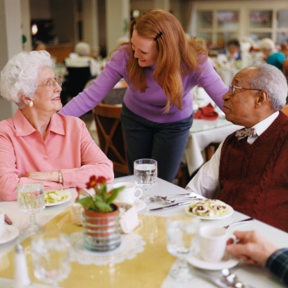 Cooking Regulations in Long Term Care Facilities