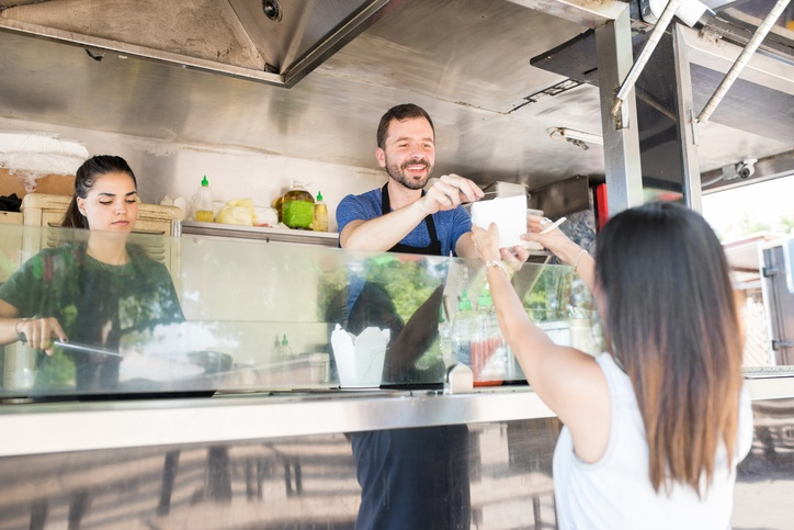Food Trucks - A Growing Industry Brimming with Fire Hazards