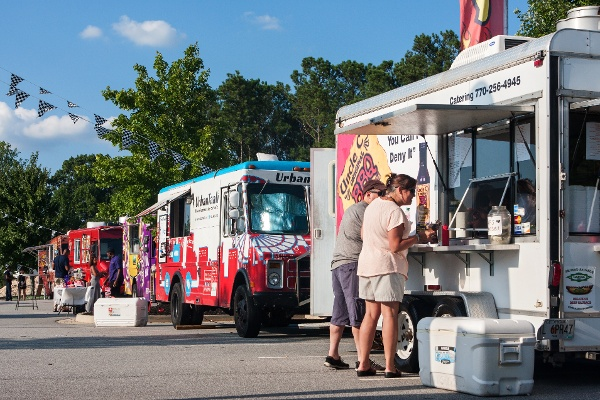 food trucks fire safety regulations