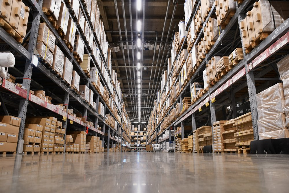 ARE YOUR SPRINKLERS PROVIDING THE PROTECTION YOU NEED FOR YOUR HIGH-PILED STORAGE AREA?