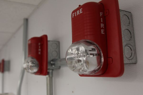 Fire Alarm Strobes