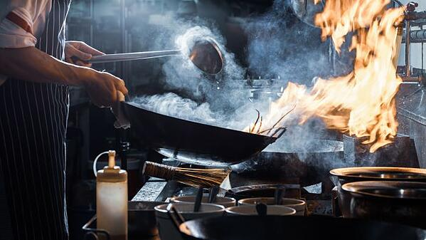 Fire RIsks in Restaurant Kitchens and How to Put Them Out