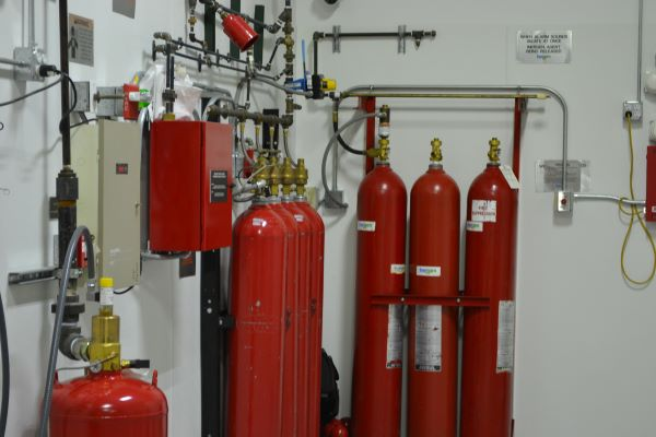 Fire Suppression System Equipment