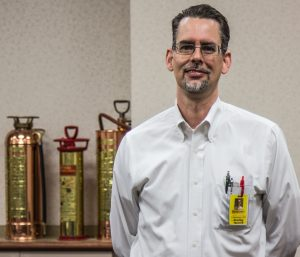 Q&A with Dr. Bradley Howard, Koorsen Fire & Security Project Manager
