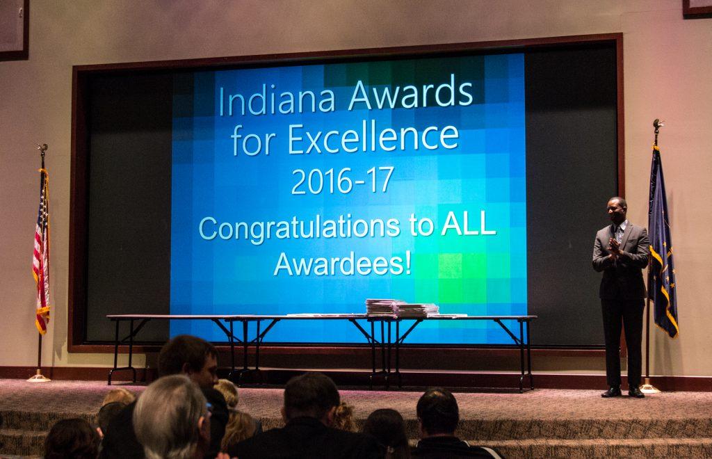 Indiana CTE Awards