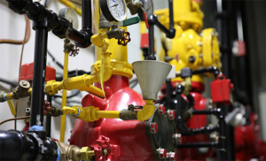 Maintenance for Fire Sprinkler Systems