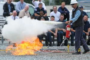 Get the Fire Extinguisher Training That OSHA Requires