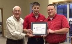 Koorsen Terre Haute branch named a Patriotic Employer.