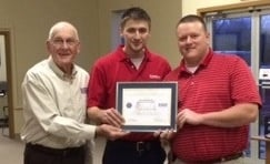 Koorsen Terre Haute branch named a Patriotic Employer.