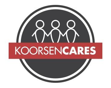 Koorsen Cares Logo