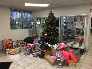 Koorsen Louisville Toy Drive Donation
