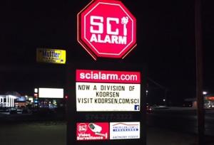 SCI Alarm