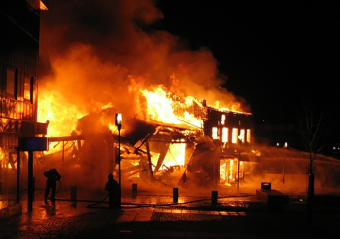 Top 5 Ways to Protect Your Business from Fire