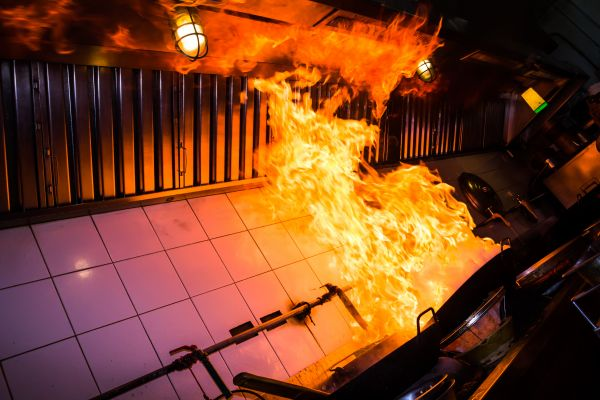 What is the Cost of Fire Damage to a Business?