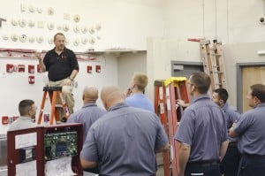 Training the Authorities Who Enforce Life Safety Code
