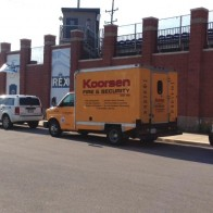Koorsen teams up with the Terre Haute Rex for a great night of baseball.