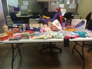Koorsen 'Adopt a Family' Donation