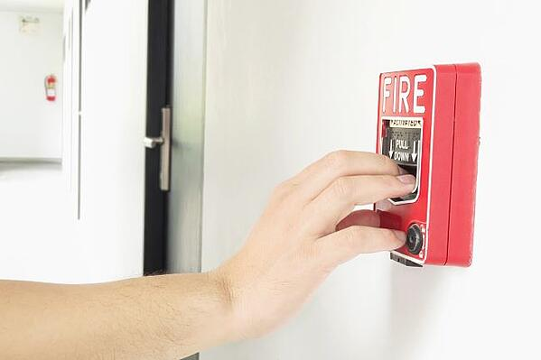 Requirements for Manual Fire Alarm Pull Stations