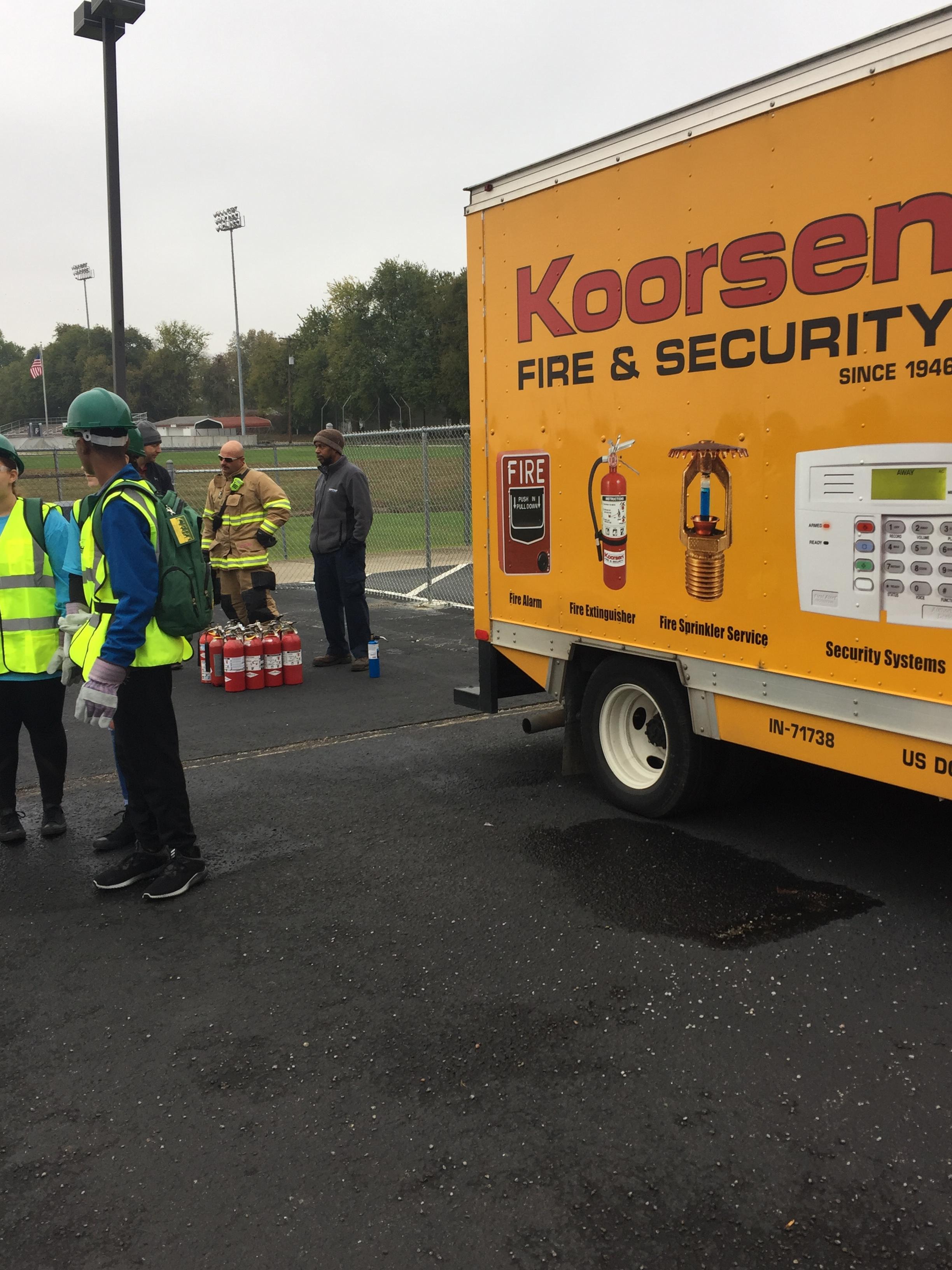 Koorsen Evansville Branch - Henderson County High School 2017