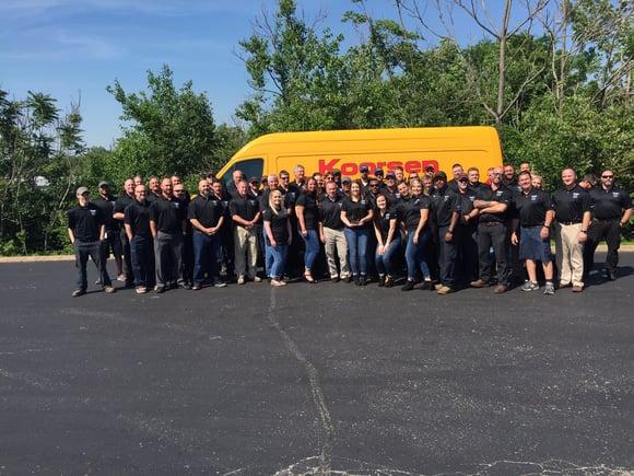Get to Know Koorsen Fire & Security Nashville Branch
