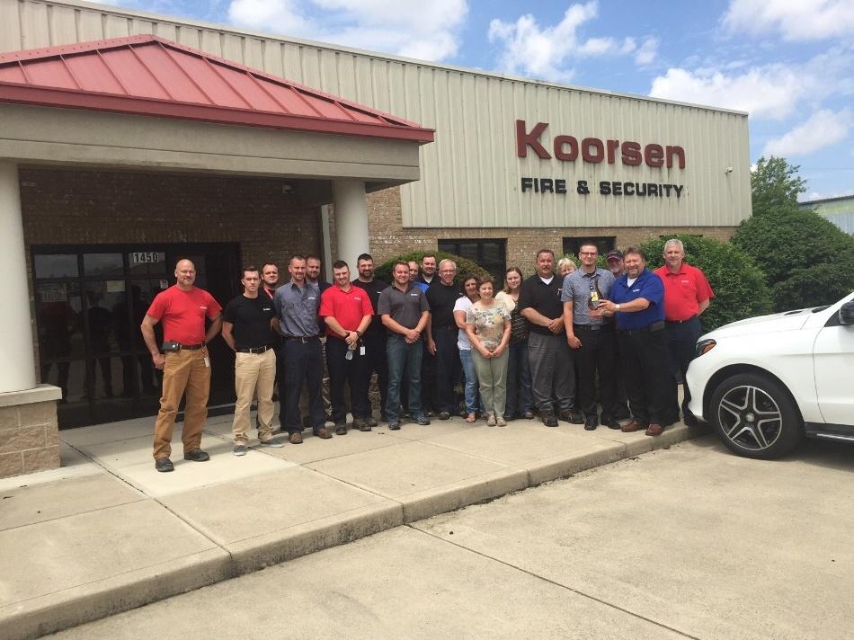 Get to Know a Koorsen Branch: Richmond, Indiana