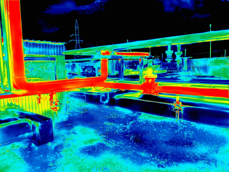 IMPROVING FIRE PROTECTION WITH THERMAL SECURITY CAMERAS